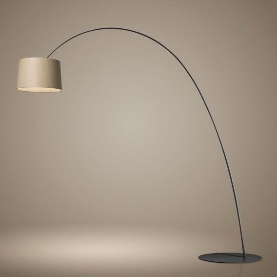 FOSCARINI Twiggy Elle Wood MyLight LED Stehleuchte mit Dimmer