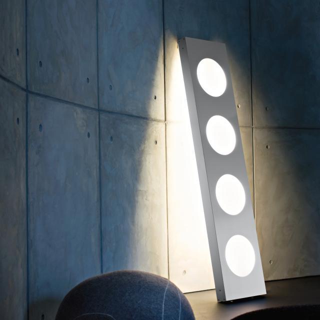 FOSCARINI Dolmen LED Stehleuchte mit Dimmer