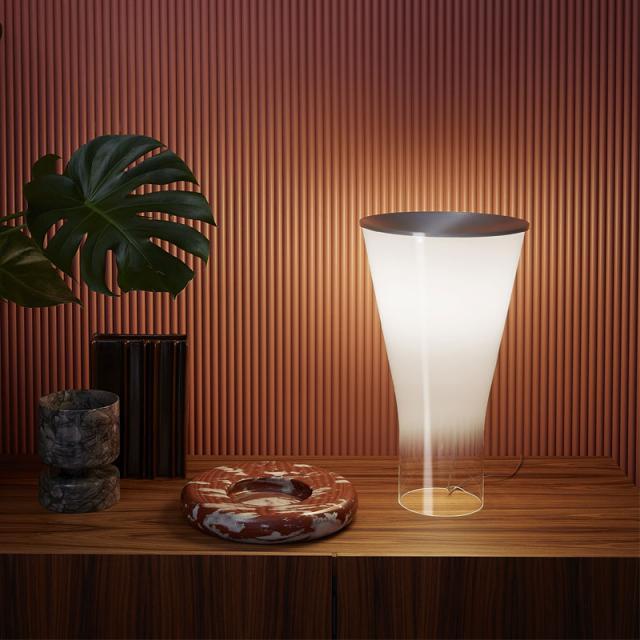 FOSCARINI Soffio LED Tischleuchte mit Dimmer