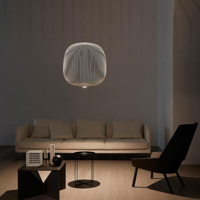 FOSCARINI Spokes 2 Large LED Pendelleuchte