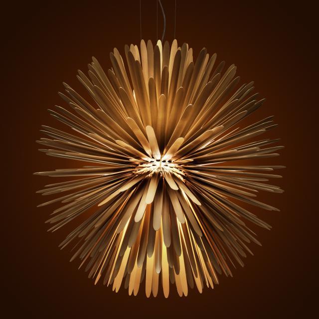 FOSCARINI Sun-Light of Love MyLight LED Pendelleuchte mit Dimmer