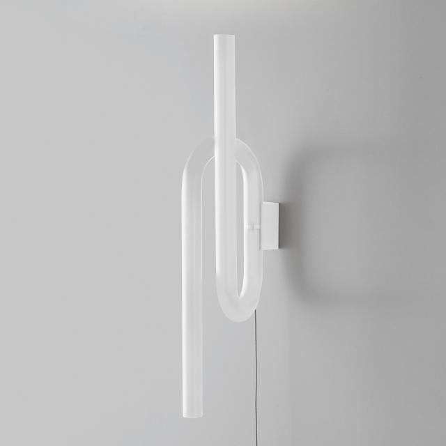 FOSCARINI Tobia LED Wandleuchte mit Zuleitung