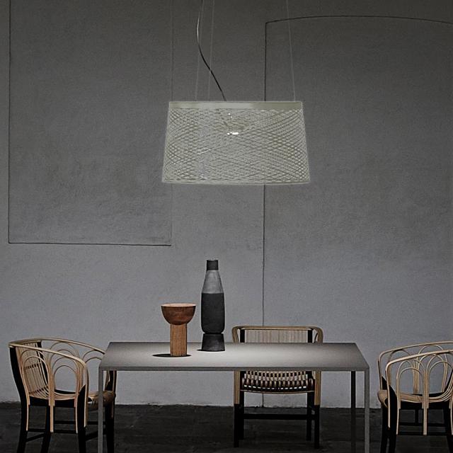 FOSCARINI Twiggy Grid LED Pendelleuchte