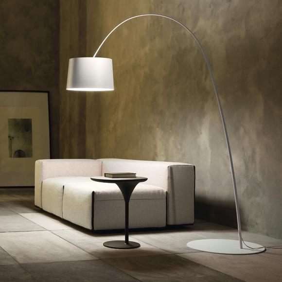 FOSCARINI Twiggy MyLight Tunable White LED Stehleuchte mit Dimmer