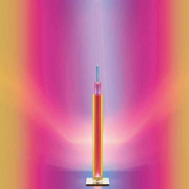 FOSCARINI UpTown LED Tischleuchte mit Dimmer