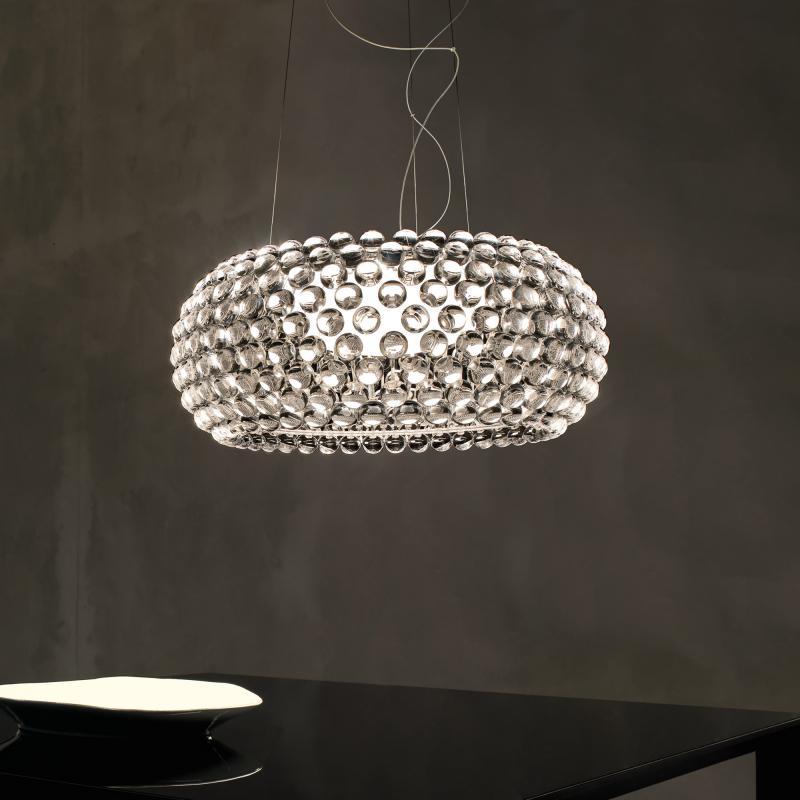 foscarini caboche grande sospensione led pendelleuchte 138017ld16 reuter. Black Bedroom Furniture Sets. Home Design Ideas