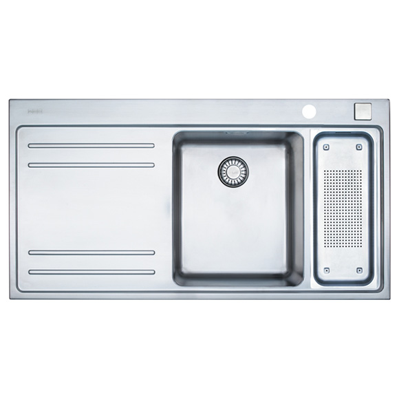 Edelstahlspülen - Küchenspülen aus Edelstahl bei REUTER
