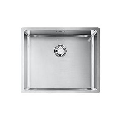 "Franke Box BXX 210 / 110-50 Küchenspüle, mit Druckknopfventil 3 1/2"""