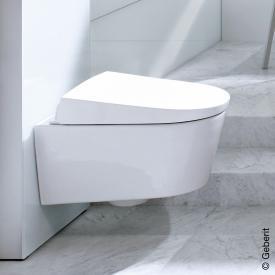 Geberit AquaClean Sela Wand-Dusch-WC Komplettanlage mit Analdusche