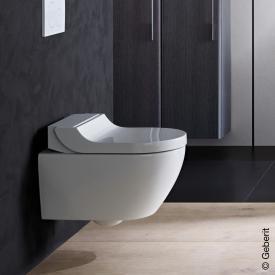 Geberit AquaClean Tuma Classic Dusch-WC Komplettanlage, mit WC-Sitz