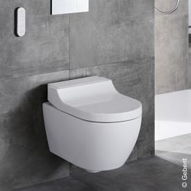 Geberit AquaClean Tuma Comfort Dusch-WC Komplettanlage weiß