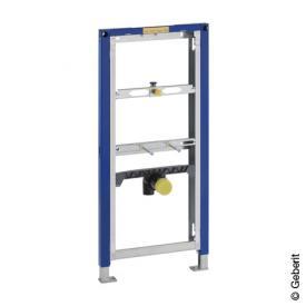 Geberit Duofix Urinal-Montageelement, H: 112-130 cm, für AP-Druckspüler