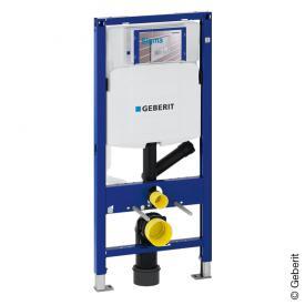 Geberit Duofix Wand-WC-Montageelement für Geruchsabsaugung, H: 112 cm, mit UP-Spk. UP320