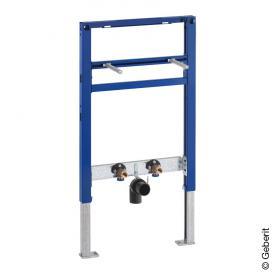 Geberit Duofix Waschtisch-Montageelement, H: 98/82 cm, für Einlocharmatur