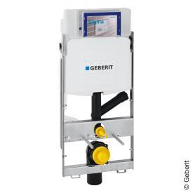 Geberit GIS Wand-WC-Element, H: 114 cm, mit UP-Spk. UP320 für DuoFresh Geruchsabsaugung