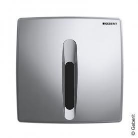 Geberit HyBasic Urinalsteuerung, berührungslos, IR/Netz chrom seidenglanz