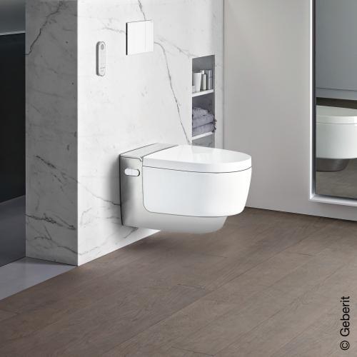 geberit aquaclean mera comfort dusch wc komplettanlage wei chrom 146210211 reuter. Black Bedroom Furniture Sets. Home Design Ideas