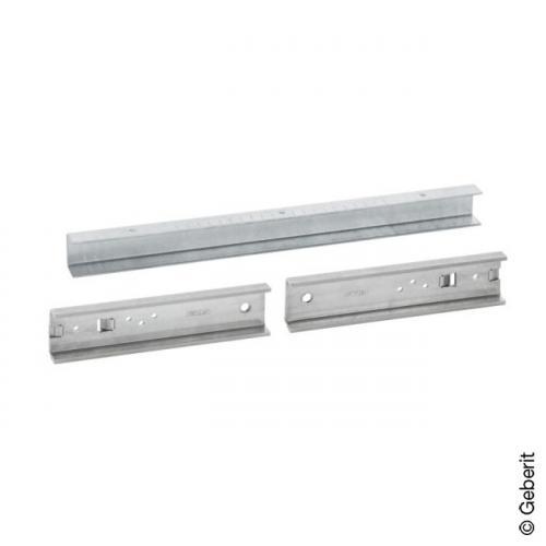 Geberit Duofix Bausatz zur Befestigung von Waschtischen m. Befestigungsabstand > 38 cm