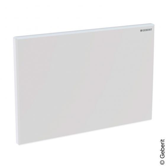 Geberit Abdeckplatte für Sigma Unterputz-Spülkasten weiß