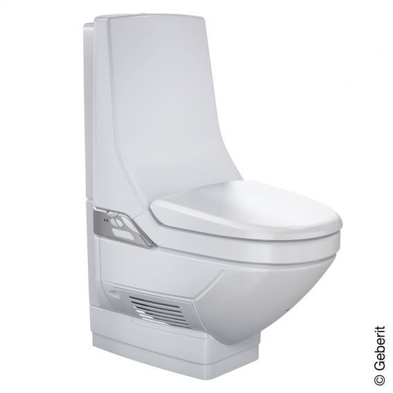 geberit aquaclean 8000plus stand dusch wc komplettanlage mit anal und ladydusche wei. Black Bedroom Furniture Sets. Home Design Ideas