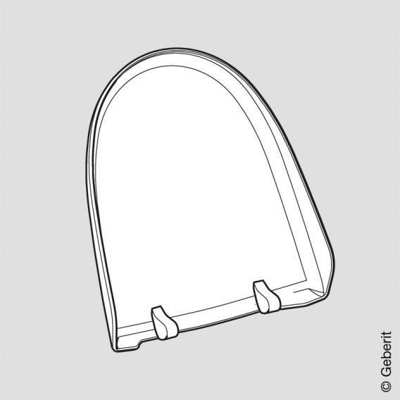 Geberit AquaClean 8000plus WC-Deckel