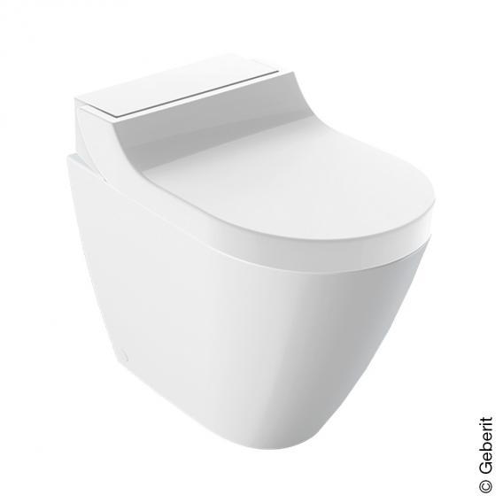 Geberit AquaClean Tuma Classic Stand-Dusch-WC Komplettanlage, mit WC-Sitz