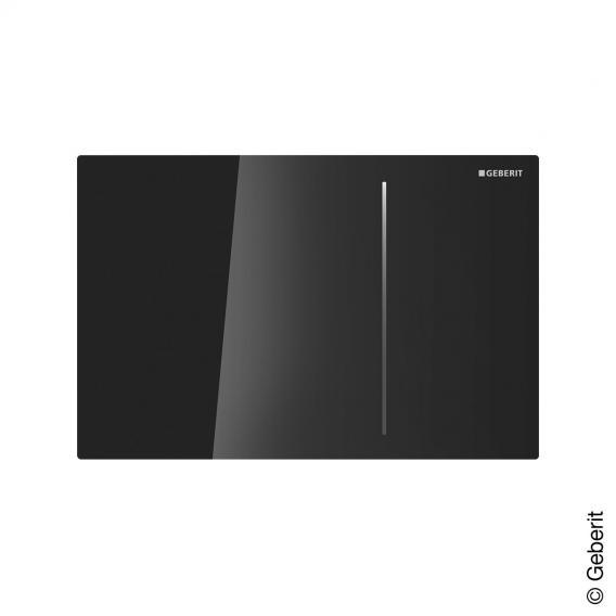 Geberit Frontplatte für Sigma70 Betätigungsplatte schwarz