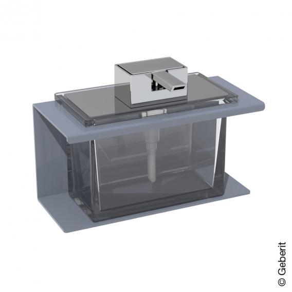Geberit Monolith Seifenspender für Sanitärmodul für Waschtisch