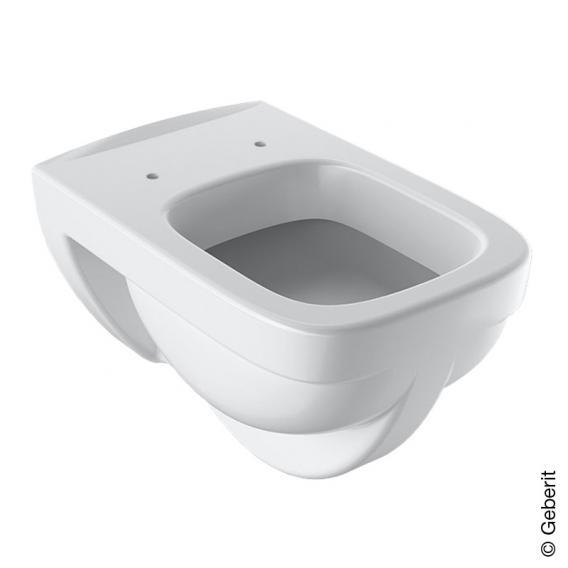 Geberit Renova Plan Wand-Flachspül-WC Neu weiß, mit KeraTect