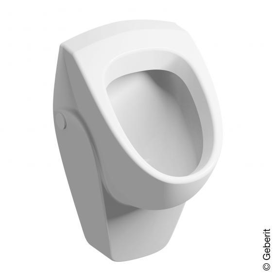 Geberit Renova Urinal ohne Deckelmontage für UP-Spüler B: 36 H: 61 T: 37 cm weiß