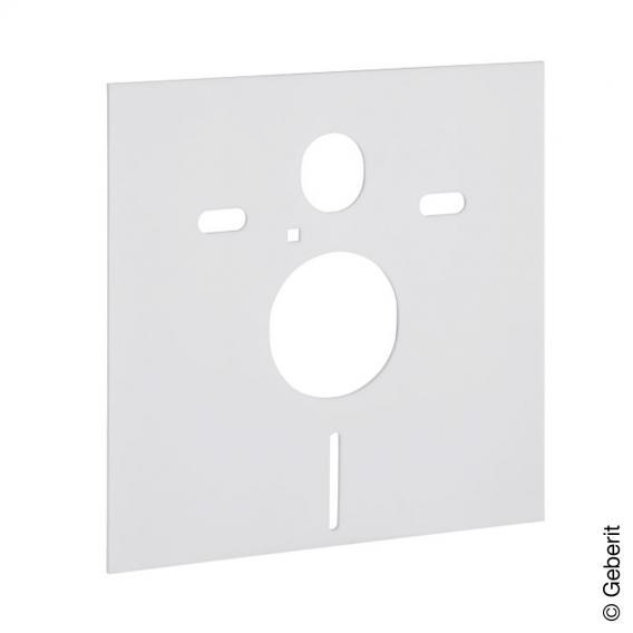 Geberit Schallschutz-Set für Wand-WC und Wand-Bidet