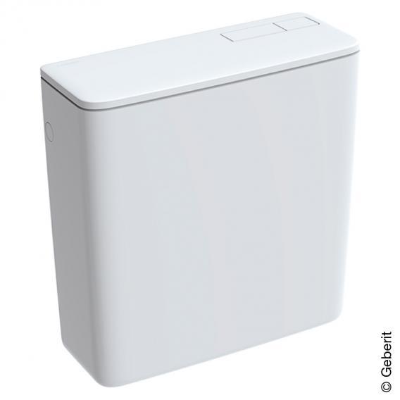 Geberit Universal AP-Spülkasten AP128 für Aufsatzmontage mit 2-Mengen-Spülung