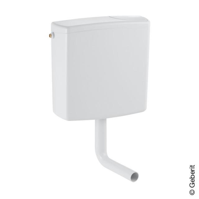Geberit AP-Spülkasten AP140 mit Spül-Stopp-Spülung weiß
