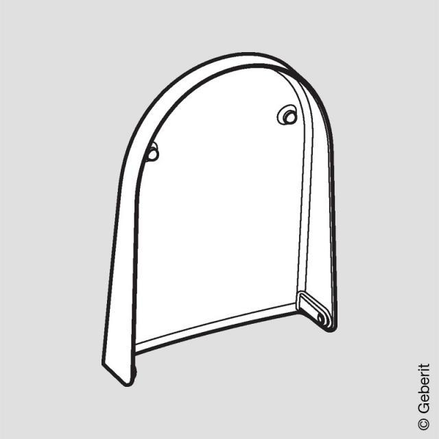 Geberit AquaClean Sela WC-Deckel, Baujahr 2013 - 03/2019