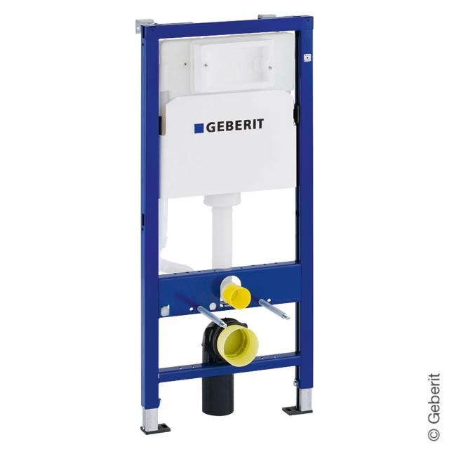 Geberit Duofix Basic Wand-WC Montageelement, H: 112 cm, mit Delta UP-Spülkasten UP100