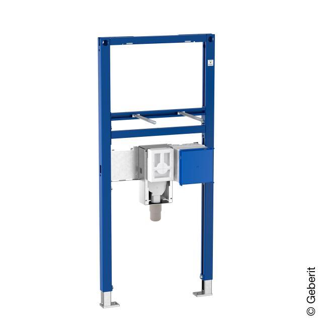 Geberit Duofix für Waschtisch und Standarmatur, mit Unterputz-Funktionsbox und Unterputz-Geruchsverschluss
