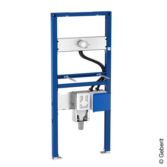 Geberit Duofix für Waschtisch und Wandarmatur, mit Unterputz-Funktionsbox und Unterputz-Geruchsverschluss