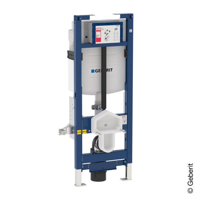 Geberit Duofix Wand-WC-Element, H: 112 cm, höhenverstellbar (8 cm), mit UP-Spk. UP320, BF