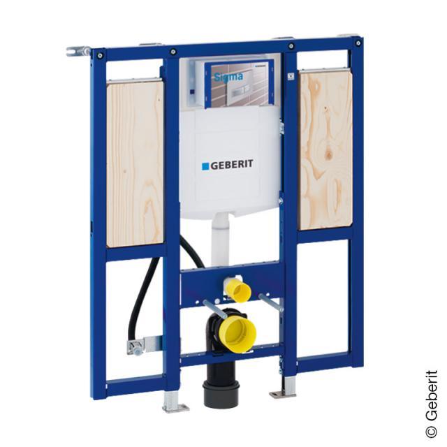 Geberit Duofix Wand-WC-Element, H: 112 cm, für Stütz-u. Haltegriffe, mit UP-Spk. UP320, BF