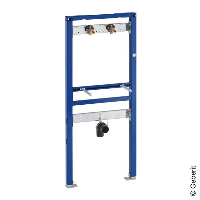 Geberit Duofix Waschtisch-Element, H: 112-130 cm, für AP-Wandarmatur
