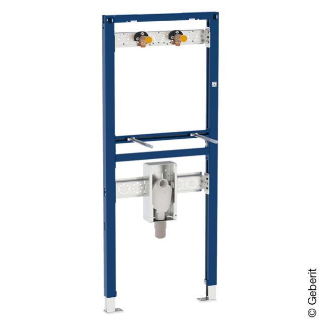 Geberit Duofix Waschtisch-Element für UP-Geruchsverschluss, H: 112-130cm, BF, für Wandarmatur