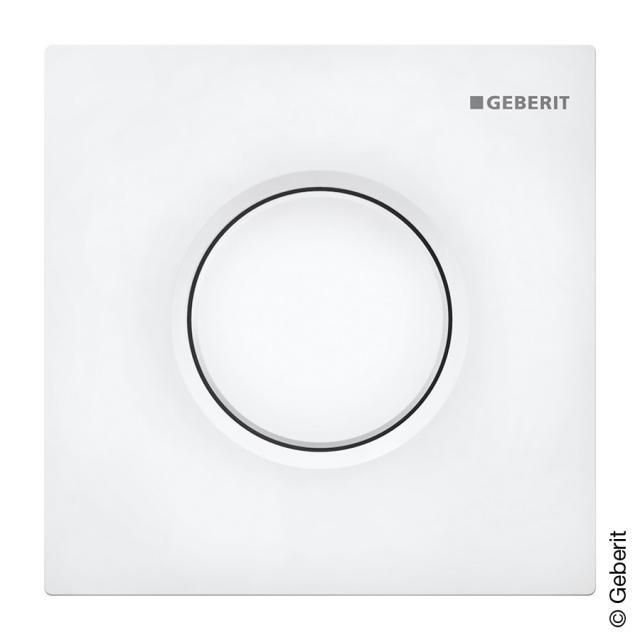 Geberit Sigma01 Urinal-Handauslösung pneumatisch weiß