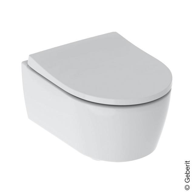 Geberit iCon Wand-Tiefspül-WC mit WC-Sitz, Ausführung kurz
