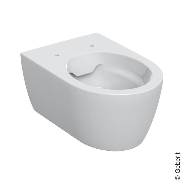 Geberit iCon Wand-Tiefspül-WC weiß, mit KeraTect