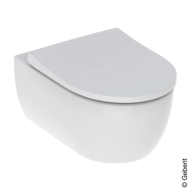 Geberit iCon Wand-Tiefspül-WC, mit WC-Sitz