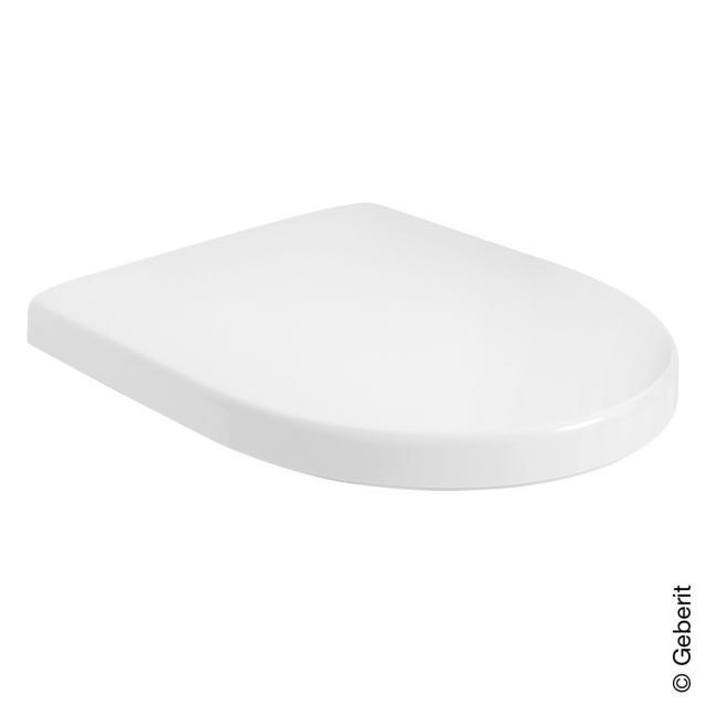 Geberit iCon WC-Sitz ohne Absenkautomatik soft-close