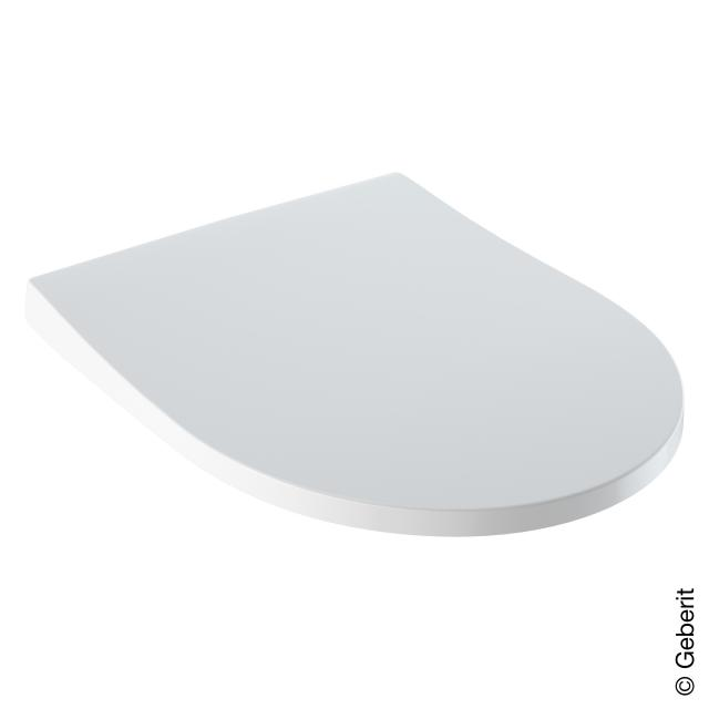 Geberit iCon WC-Sitz Slim mit Absenkautomatik & abnehmbar