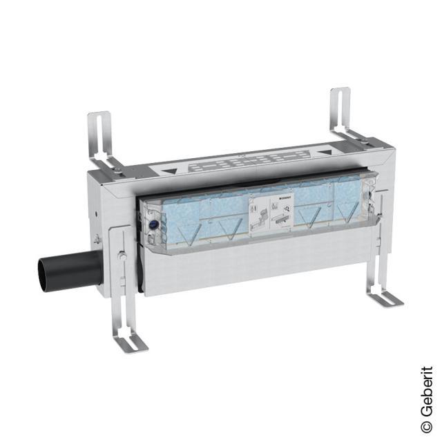 Geberit Kombifix Montageelement für Dusche, mit Wandablauf Ø 40 mm, niedrige Bauhöhe