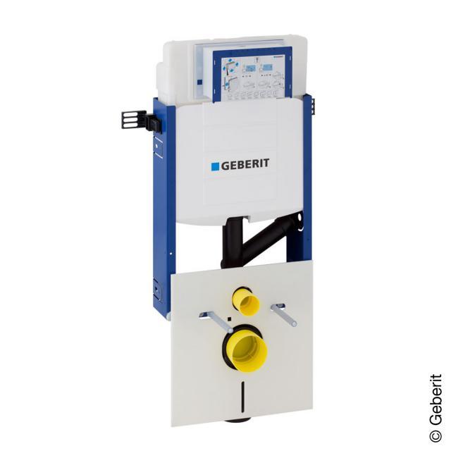 Geberit Kombifix Wand-WC-Montageelement, H: 108 cm, für Geruchsabsaugung, mit UP-Spk. UP320
