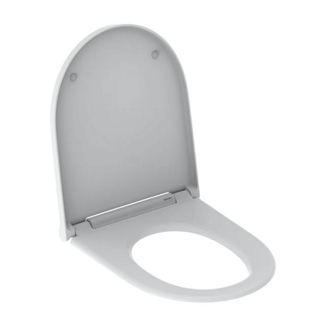 Geberit ONE WC-Sitz mit Absenkautomatik weiß